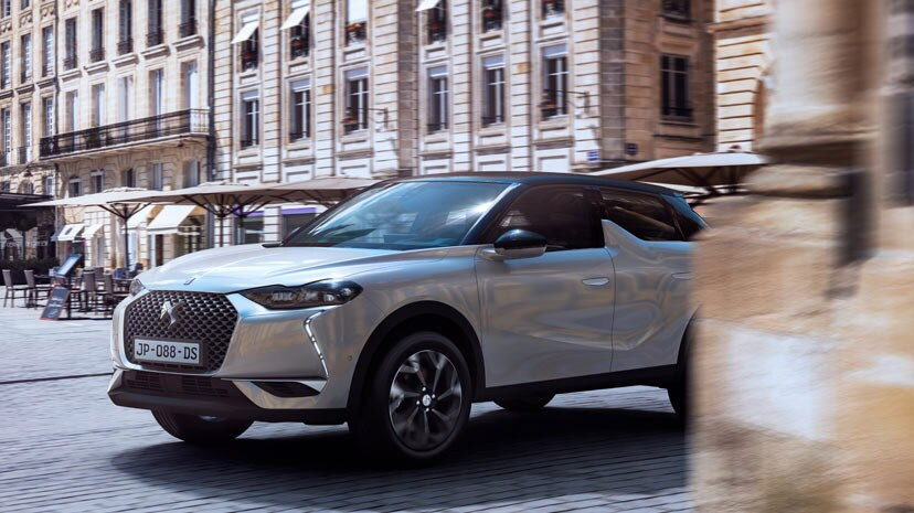 oplaadpunt DS 3 Crossback E-Tense