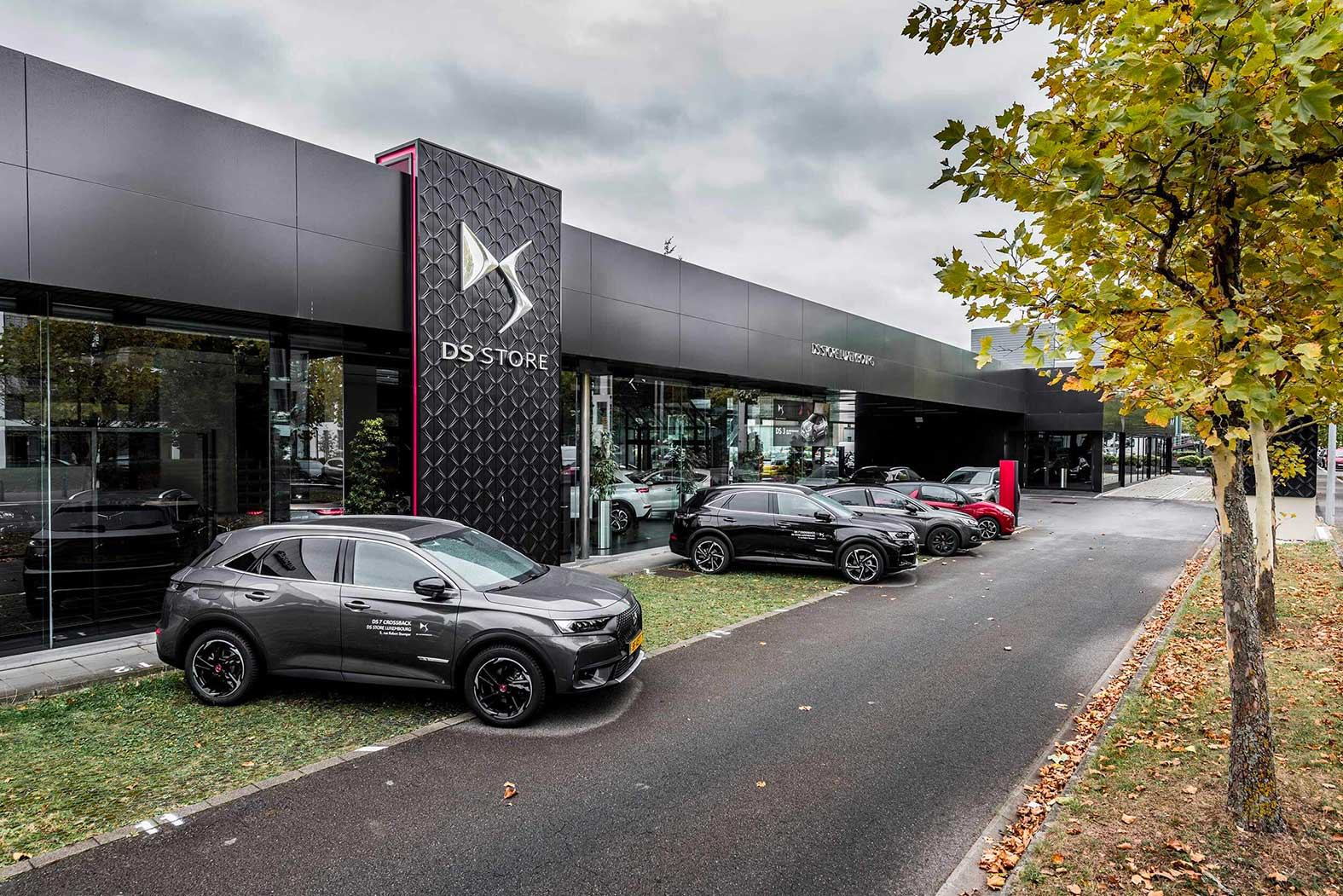DS STORE LUXEMBOURG