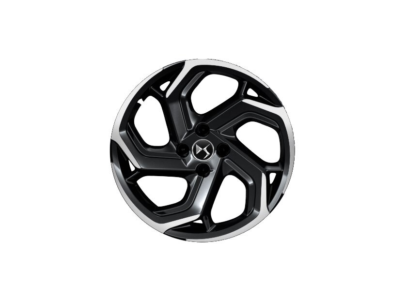 [cle1: DS_3_CROSSBACK_ALLOY_WHEELS_SHANGHAI Lang:EN]
