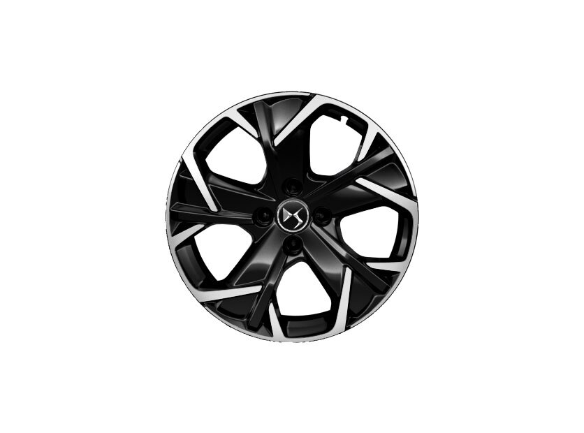 [cle1: DS_3_CROSSBACK_ALLOY_WHEELS_MADRID Lang:EN]